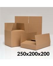 Karton klapowy 250x200x200 mm 1 szt.