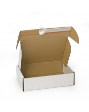 Karton Ibox 500x300x80mm biały 10 szt.