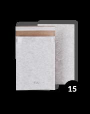 Koperta piankowa 15 (240x280) 100 szt.