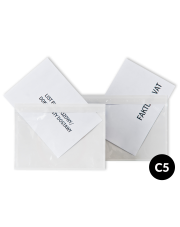 Koperta - przylga C5 (175x235) 1000szt.