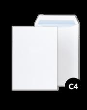 Koperta C4 biala HK (229x324) 250 szt.
